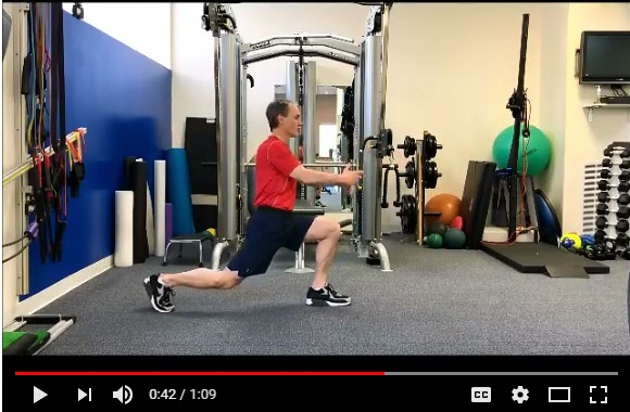 Hip/Trunk Combo for a better Golf Swing