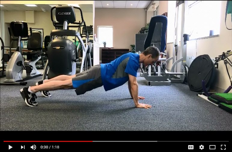 Rotary Stability for Golf