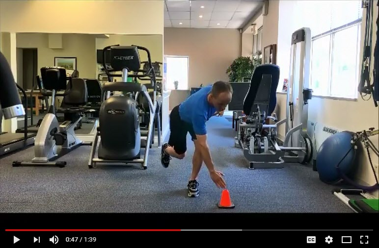 Hip Strength for Better Golf